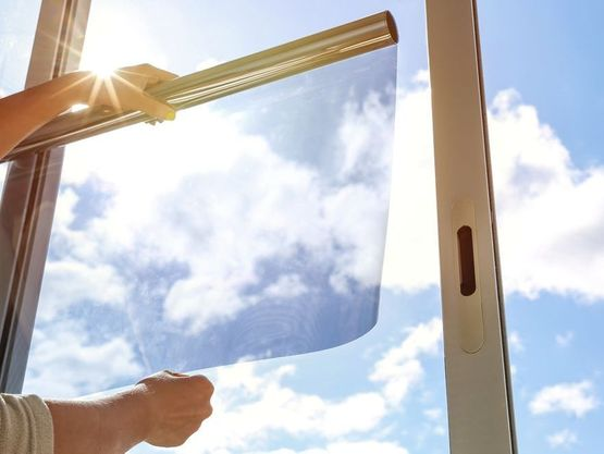 Window Tinting for Privacy & Security