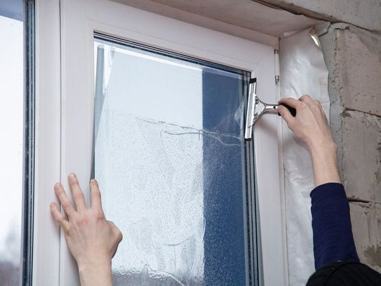 Window Film for Insulation